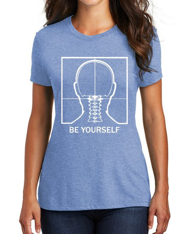 R.W. Sweat Foundation - Ladies Be Yourself Triblend T-Shirt