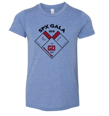 SPX Gala - Youth Triblend Short Sleeve Tshirt