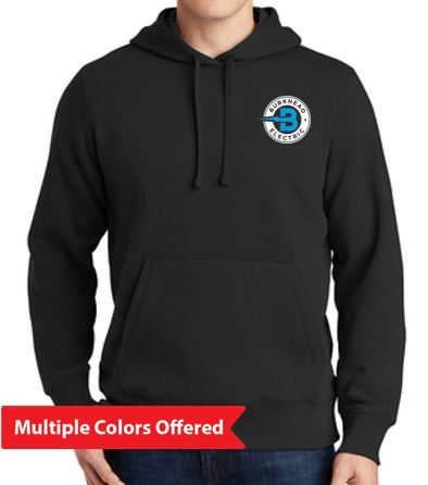 Burkhead Electric - Adult Pullover Hooded Sweatshirt