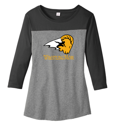 SEP Wrestling - Ladies Rally Tee (Wrestling Mom)