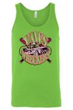 Yaw Wreckers - Unisex Jersey Tank (Multiple Colors)