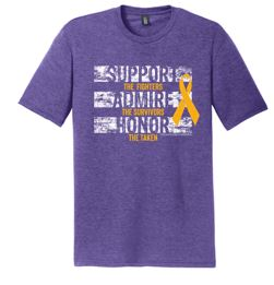Des Moines Area Oncology - Tshirt (Youth/Ladies/Adult)