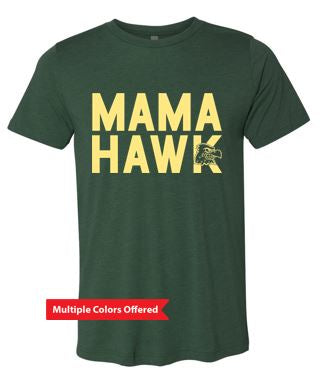 WG Spring '20 - Adult Triblend T-Shirt (Mama Hawk)