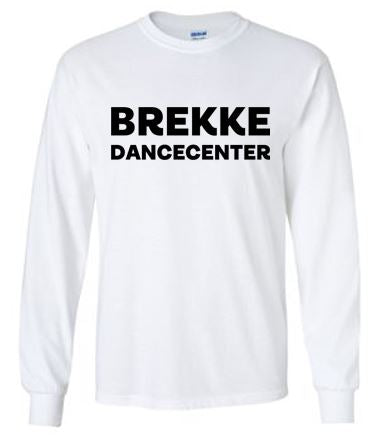 Brekke Dance Store - Adult/Youth Long Sleeve T-Shirt
