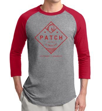 Patch Spirit Wear - Youth/Adult Sport-Tek 3/4 Raglan Jersey
