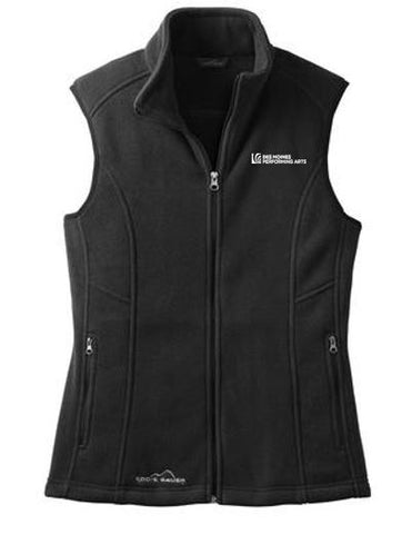 Des Moines Performing Arts - Ladies Fleece Vest (Multiple Colors)