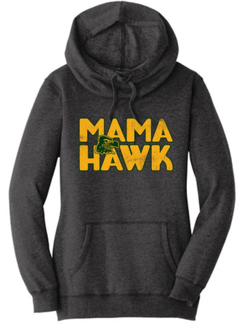 Woodward Granger Fall 2020 - Mama Hawk Ladies Lightweight Fleece Hoodie