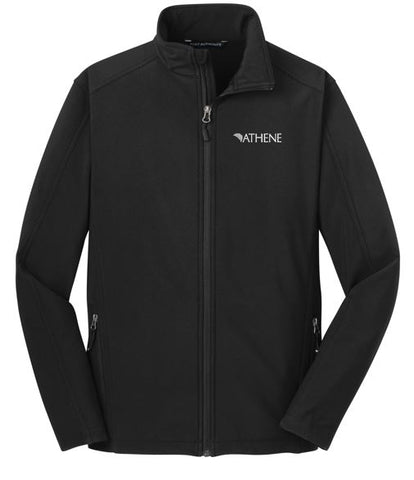 Athene - Mens Core Soft Shell Full Zip Jacket