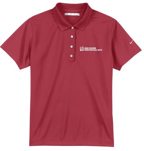 Des Moines Performing Arts - Ladies DRI-FIT Polo (Multiple Colors)