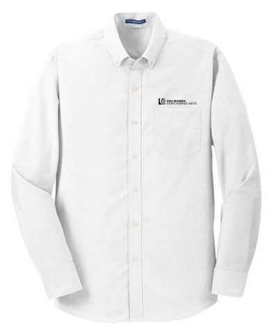 Des Moines Performing Arts - Unisex SuperPro Oxford Shirt