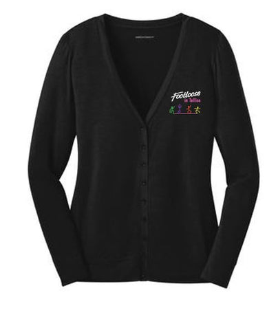 Footloose in Tellico Ladies Cardigan