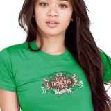 Irish Drinking Team Captain T-Shirt Broken Arrow