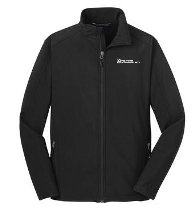 Des Moines Performing Arts - Unisex Soft Shell Jacket (Multiple Colors)