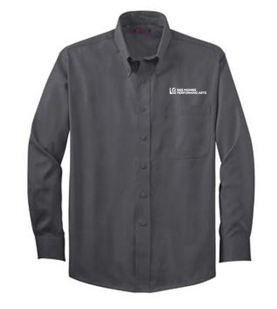 Des Moines Performing Arts - Unisex Non-Iron Oxford Shirt