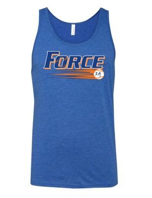 Iowa Elite Force - Adult/Unisex Tank Top (Multiple Colors)
