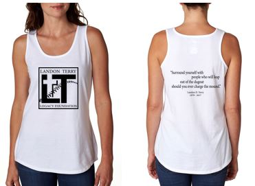 LTL Foundation Ladies Tank Top (Multiple Colors Available)