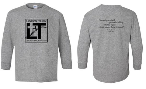 LTL Foundation - Long Sleeve T-Shirts (Youth & Adult, Multiple Colors Available)