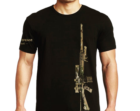 "N.S. Defense LLC Knight's Armament M110 Multicam ""Limited Edition"" Shirt"