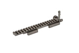 KAC Knights Armament Co. SR-25 Extended Top Rail Adapter w/Folding 300M Rear Sight