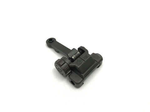 KAC Knight's Armament Company 300 Meter Folding Rear Sight KM25475