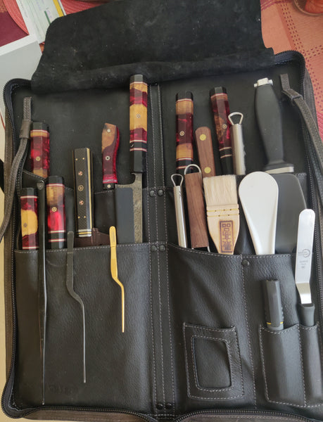The Seville Stick Bag Cuts It as a Knife Bag Too