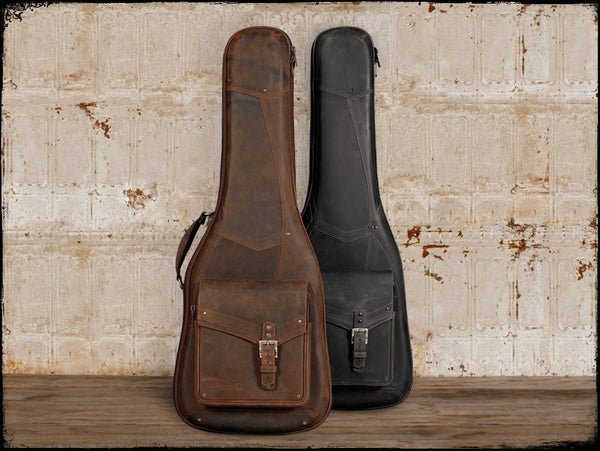 Leather Guitar Case The Revelator Anthology Gear Wear