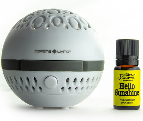 Pick a Blend w/ AromaSphere Diffuser + 5 Refill Pads