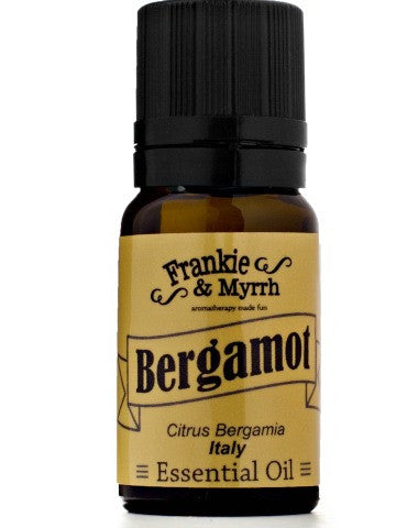Bergamot Essential Oil - 10 mL/.33 oz