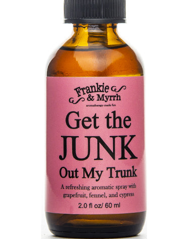 Get The Junk Out My Trunk | Detoxifying Spray