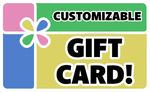 Customizable Frankie and Myrrh Gift Card