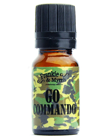 Go Commando | Cleansing Essential Oil Blend