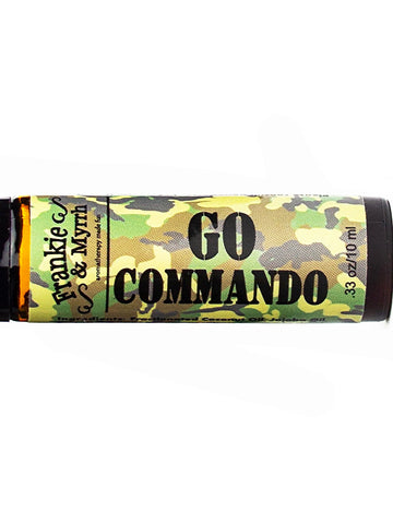 Go Commando | Cleansing Rollie
