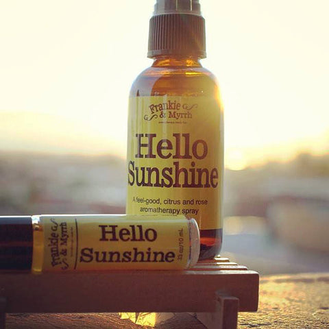Hello Sunshine Duo - Spray and Rollie