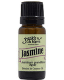 Jasmine Absolute | 5% Dilution in Coconut Oil