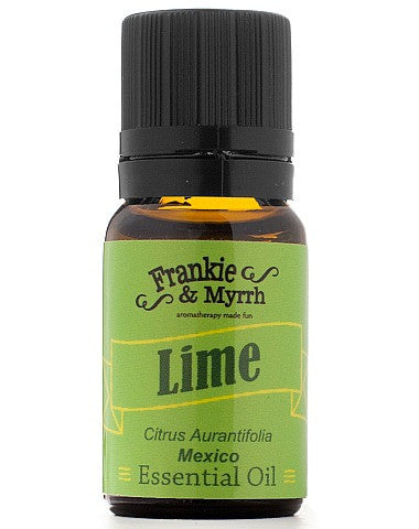 Lime Essential Oil  | Organic 10mL