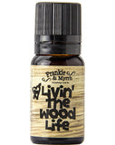 Livin' The Wood Life Combo | Patchouli Cedar Vanilla Spray and Blend