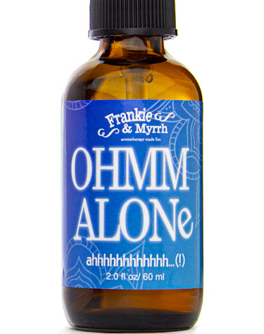 Ohmm Alone | Holiday Meditation Spray
