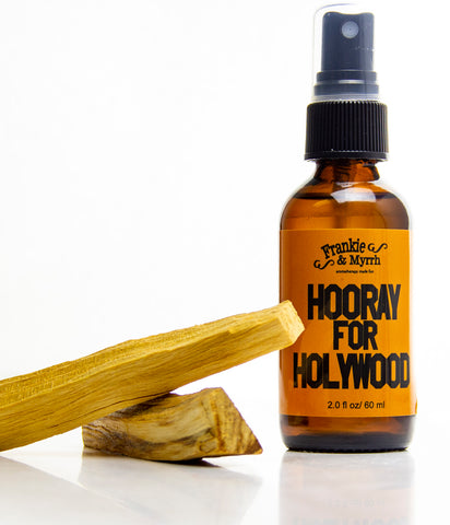Palo Santo Smudge Bundle | Hooray For Holywood Spray + 2 Palo Santo Sticks