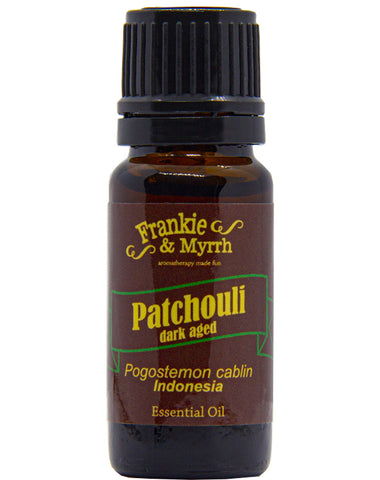 Patchouli Essential Oil | Dark Aged