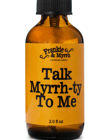 Talk Myrrh-ty to Me | Our Signature Spray