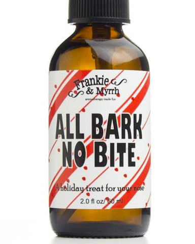 All Bark, No Bite | Peppermint Bark Holiday Spray