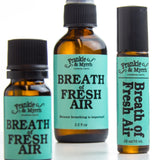 Breathe Easy Bundle with Spray, Rollie, and Oil