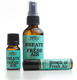 Breath of Fresh Air Breathe Easy Bundle with Spray Rollie and Oil