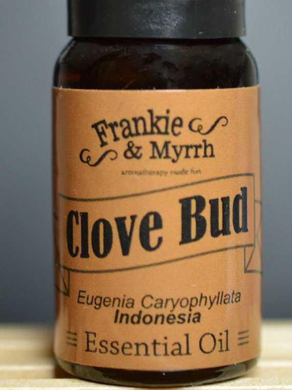 Clove Bud Essential Oil - 10 mL