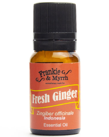 Fresh Ginger Essential Oil