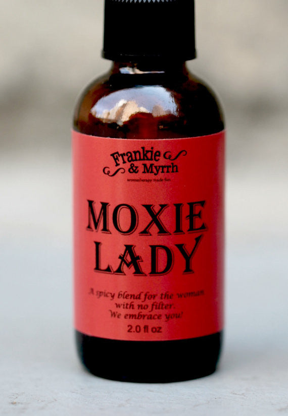 Moxie Lady ---- CLEARANCE -  $15.00  While Supplies Last  |  Be a Bold Badass Broad ---