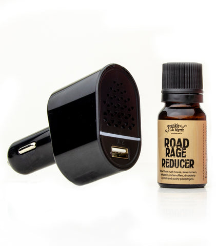 Pick a Blend w/ Car Breeze Diffuser + 10 Refill Pads