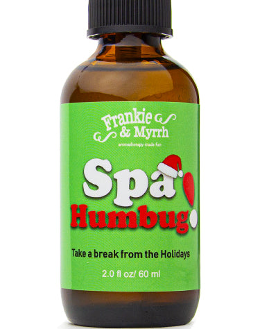 Spa Humbug! | Holiday Relaxation Spray