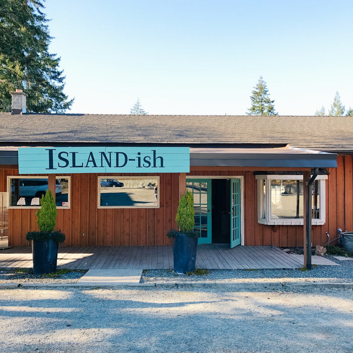 Island-ish is moving!