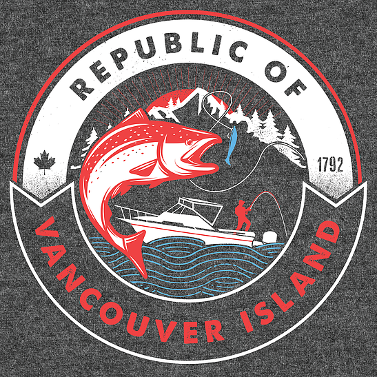 Decals - Republic of Vancouver Island